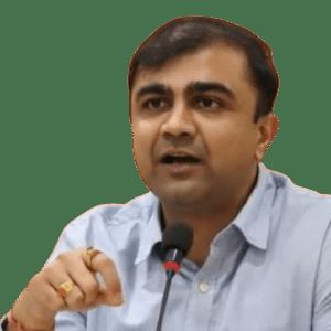 District Magistrate Abhishek Prakash
