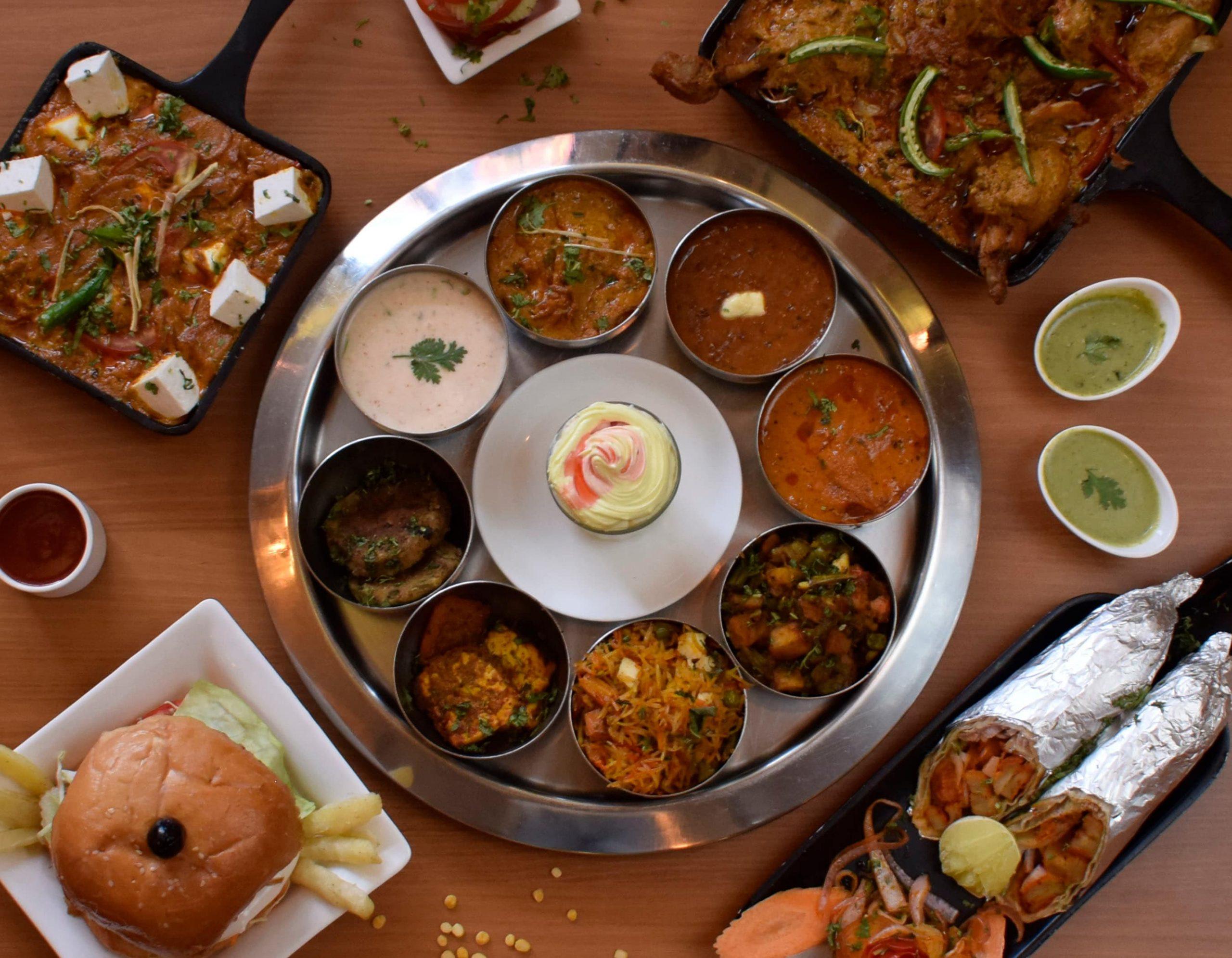 The Urban Dhaba – Restaurants in Gomti Nagar Lucknow
