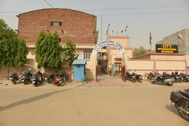 City International School in Indira Nagar