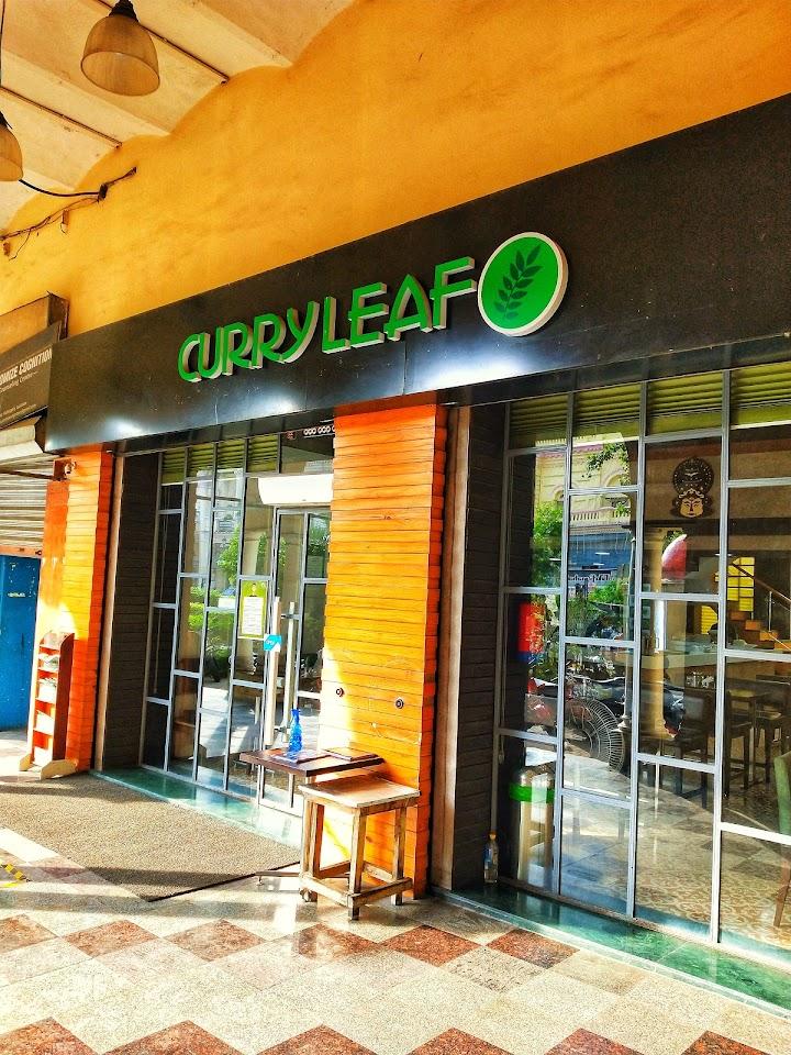 Curry Leaf Hazratganj Lucknow